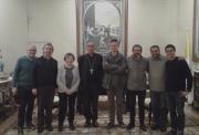 El Comitè Permanent visita el cardenal-arquebisbe Omella