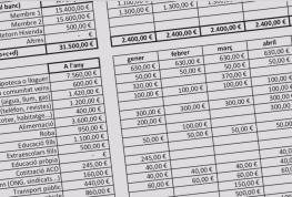 La Comisión de Economía presenta los números