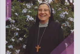«Luzysal» n. 12 con la abadesa Esperança Atarés